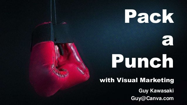 How to Pack a Punch With Social Media