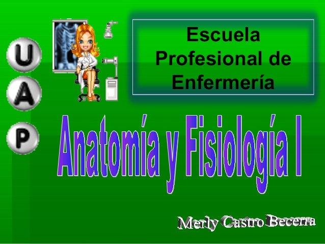 EscuelaProfesional de Enfermería