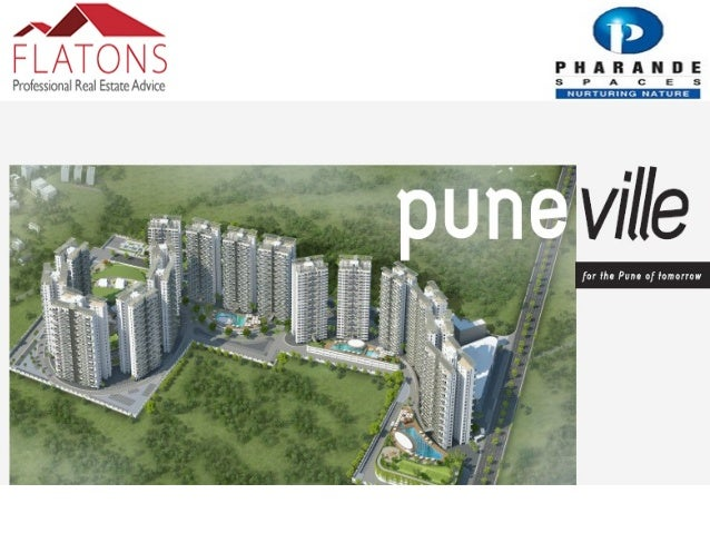 About Puneville:- An exclusive residential township by Pharande Spaces, Puneville is the newest investment hotspot in Pune...