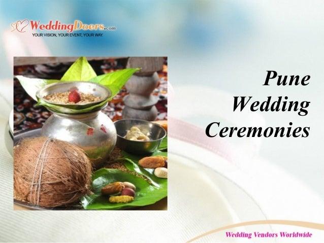 Pune Wedding Ceremonies