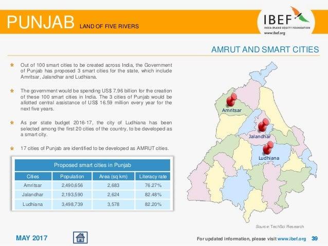 Punjab State Report May 2017