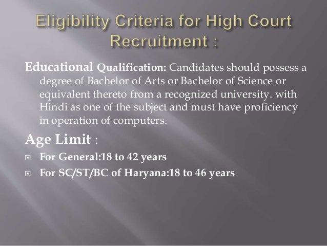 Punjab and haryana high court exam coaching in Chandigarh  Slide 3