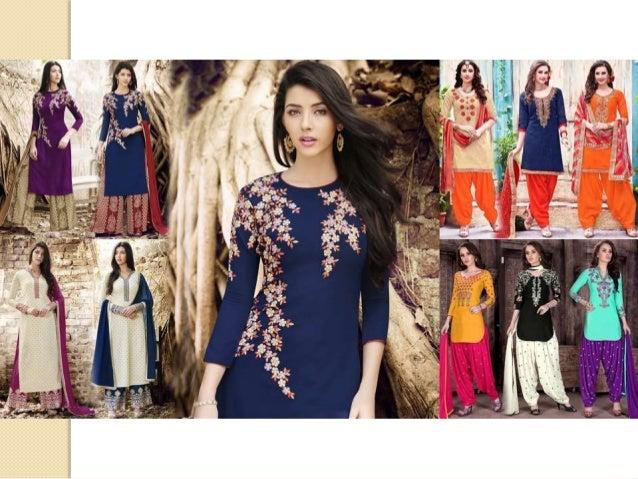 Punjabi Suits Boutique Designs Dresses Latest Designer