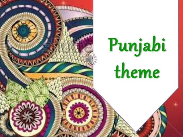 Punjabi Theme for Parties & Corporate Events - +9188828 55000