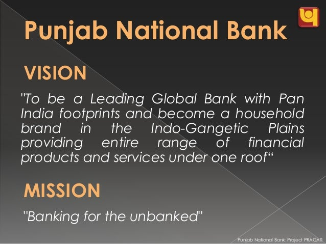 CSR Initiative for Punjab national bank