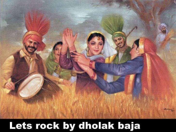 Lets rock by dholak baja