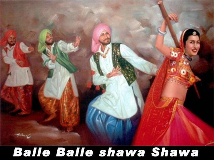 Balle Balle shawa Shawa
