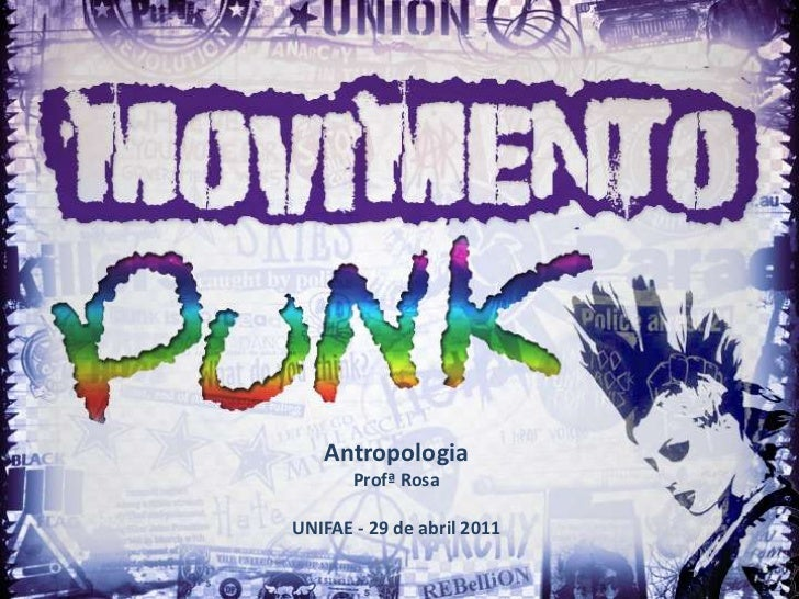 Antropologia       Profª RosaUNIFAE - 29 de abril 2011
