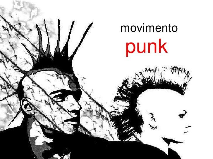 movimento<br />punk<br />