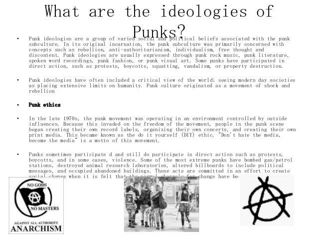 Punks pp for media
