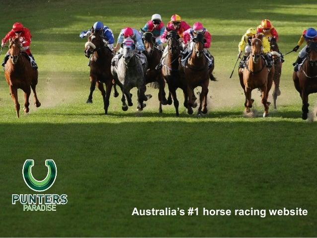 Australia's #1 horse racing website