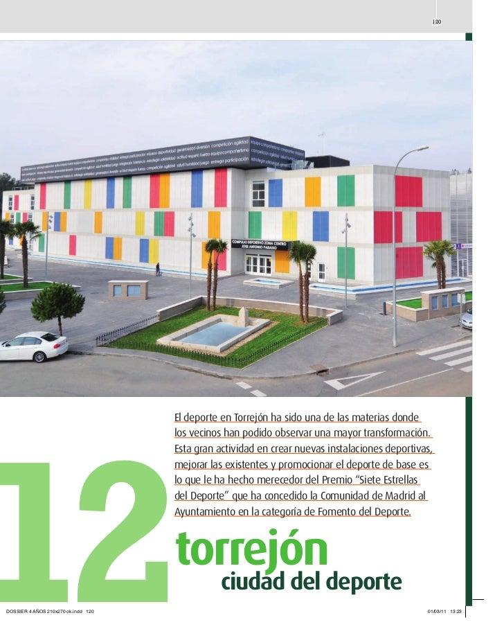Pedro Rollan. Torrejon ciudad del deporte