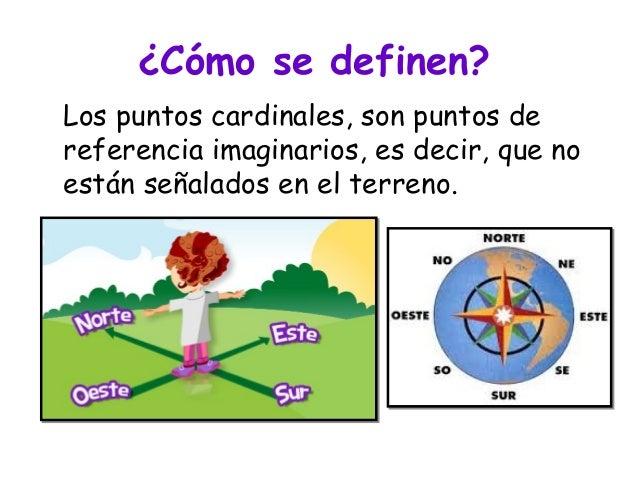 Puntos cardinales orientaci n for Donde esta el sol