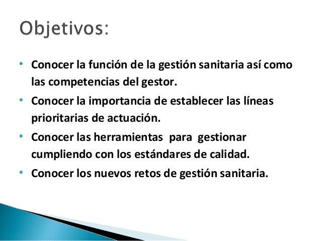 """Presentación Webinar """"Puntos Clave en la Eficacia de la  Administración  y Gestión Sanitaria"""" Slide 3"""
