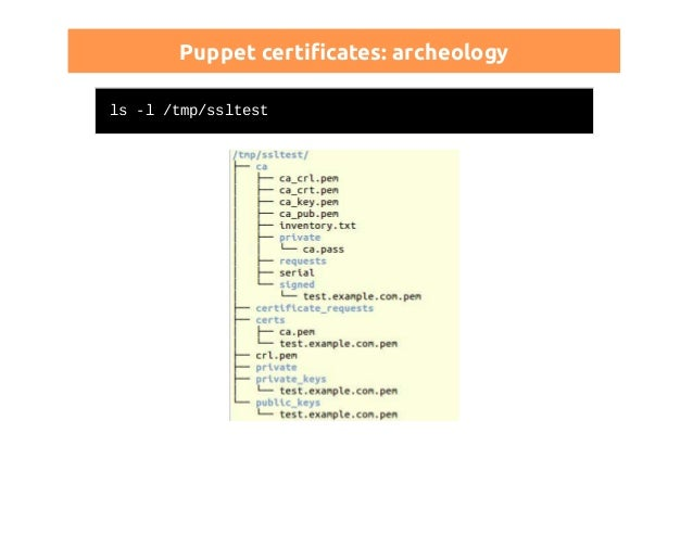 puppet camp düsseldorf 2014 puppet ca certificates explained