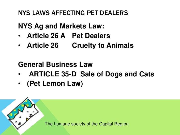 Nys Dog Breeding Laws