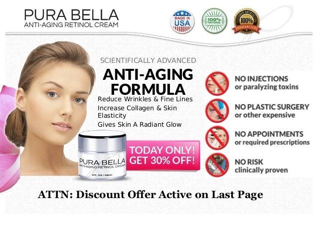 Pura Bella Anti Aging Retinol Cream