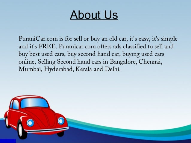 I Want To Buy Used Car In Delhi