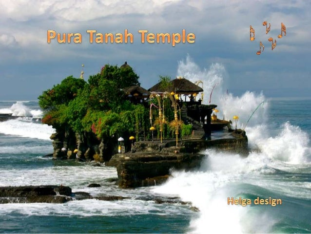 """""""To me Pura Tanah Lot is the most beautiful temple in Bali.The location is just spectacular, and the integration of the te..."""