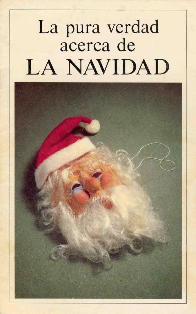 Pura verdad acerca de la navidad (prelim 1982)