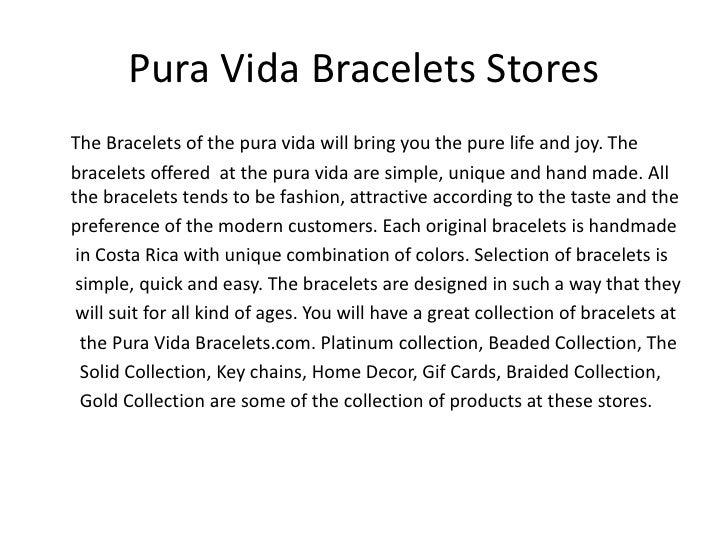 Pura Vida Bracelets Set A New Trend