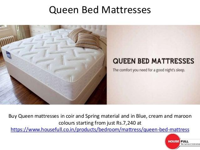 Purchase Bed Mattress Online