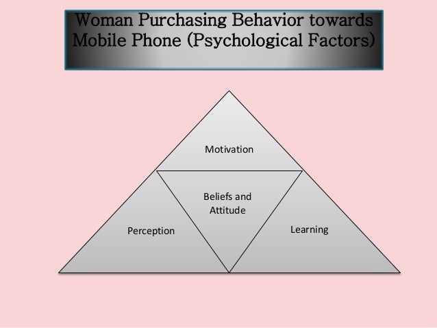 cosumer buying behavior of mobile phone The six stages of the consumer buying process and how  can a purchase be completed just as simply on a mobile device as on a  and a consumer behavior.
