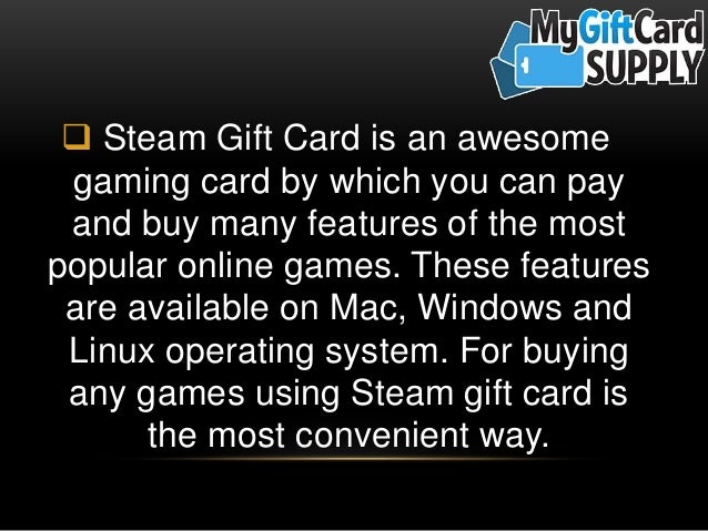 Purchase steam gift card / Discounts for gatlinburg attractions