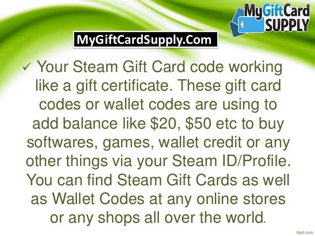 how to send a steam gift card online