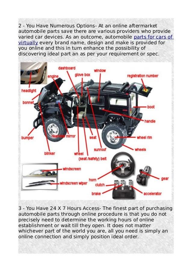 Famous Automobile Parts Name Photos - Electrical Circuit Diagram ...
