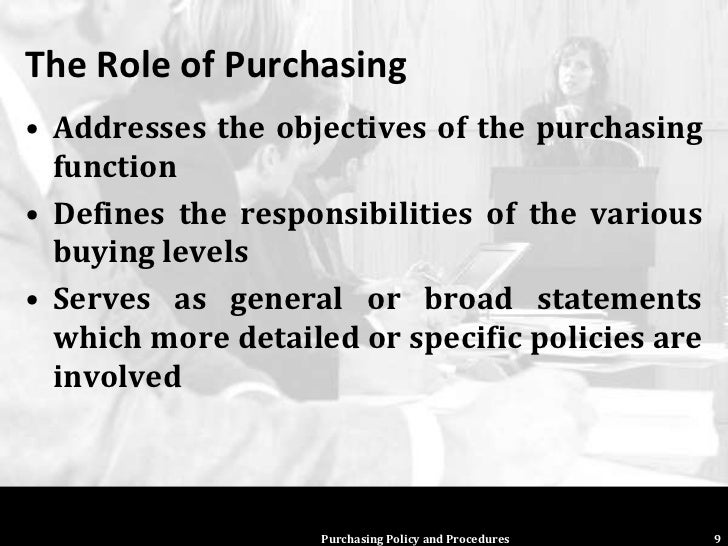 Purchasing Officer Job Description | Role Of Purchasing Roles Of A Purchasing Department 2019 01 22