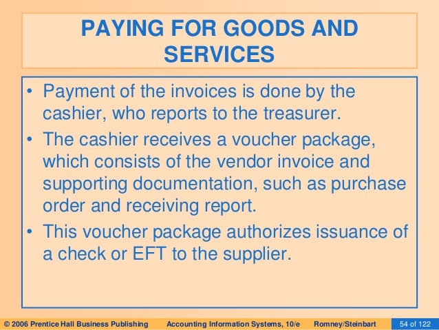 purchasing and cash disbursements As management supervision and review of cash disbursement records by  all  expenditures made using cash, checks, credit/purchase cards, electronic fund.