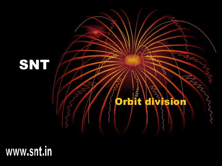 Pure cartine orbit 2 presentation