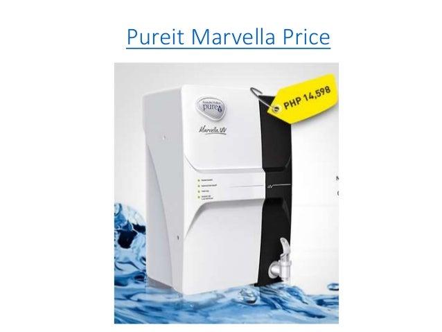 Pureit Marvella Price