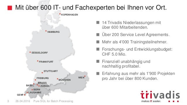KOPENHAGEN MÜNCHEN LAUSANNE BERN ZÜRICH BRUGG GENF HAMBURG DÜSSELDORF FRANKFURT STUTTGART FREIBURG BASEL WIEN Mit über 600...