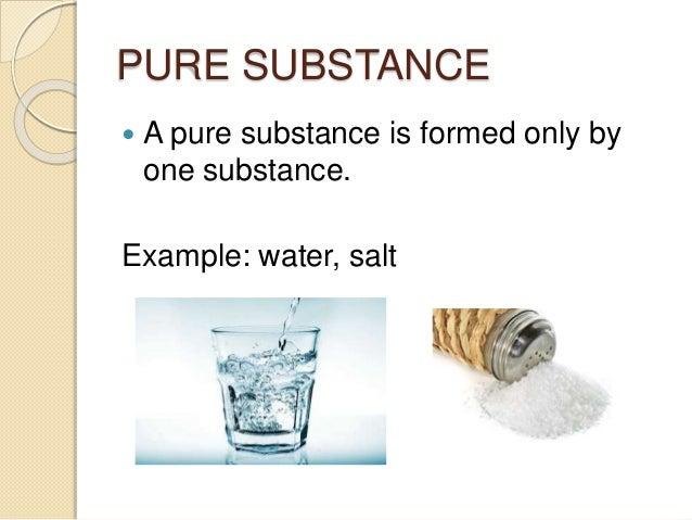 What is a pure substance? Worldatlas. Com.