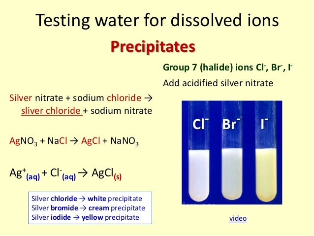 lab 7 identification of metallic ions Blood metal ion testing is an effective screening tool to identify poorly performing metal-on-metal bearing surfaces exclusion criteria were: the presence of other metallic implants loose cocr backed components gross immobility at the time of the blood test (university of california, los angeles (ucla).