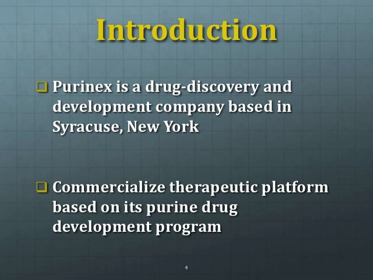 case 30 purinex inc Your case report should also address and answer these questions: what is  purinex's  what is the problem facing purinex's cfo gilad harpaz what is the .