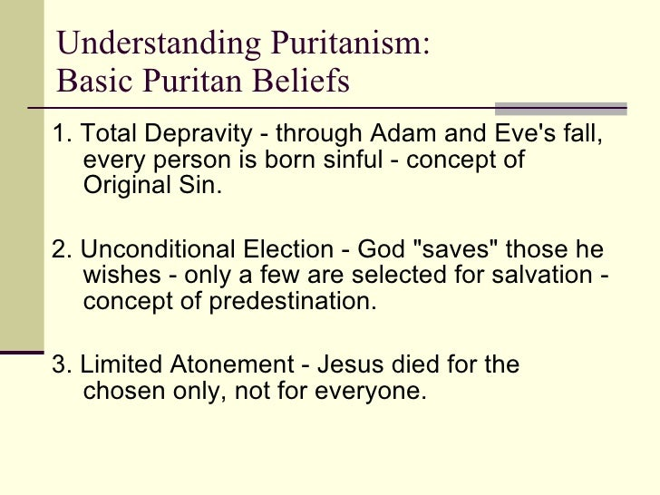 emotional conflict of puritan belief Whitefield was far more comfortable with the strongly emotional elements of edwards's writings and beliefs continue to jonathan edwards, the fiery puritan.