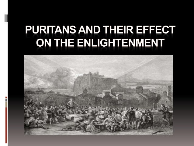 The Puritans were some of the first to  initiate the idea that a society needs the freedom to pursue religion according t...