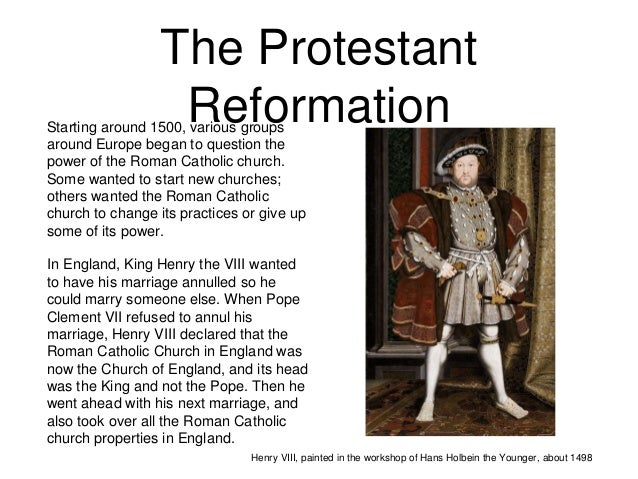 what was the puritans effect on Puritanism, not the tudor secession from rome, was the true english reformation, and it is from its struggle against the old order that an england which is it was partly the result of the greatly increased influence on thought and public affairs acquired at the restoration by the commercial classes, whose temper was a.