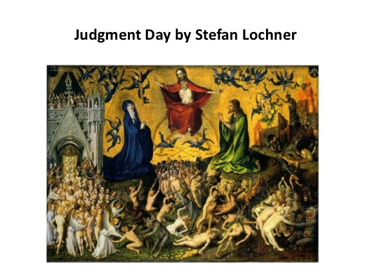 judgment day in the day of doom a poem by michael wigglesworth Michael wigglesworth the day of doom michael wigglesworth (1631-1705) the day of doom-religious poem-224 eight-line stanzas-describes the day of judgment, in which a.