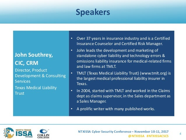The Essentials of Cyber Insurance: A Panel of Industry Experts