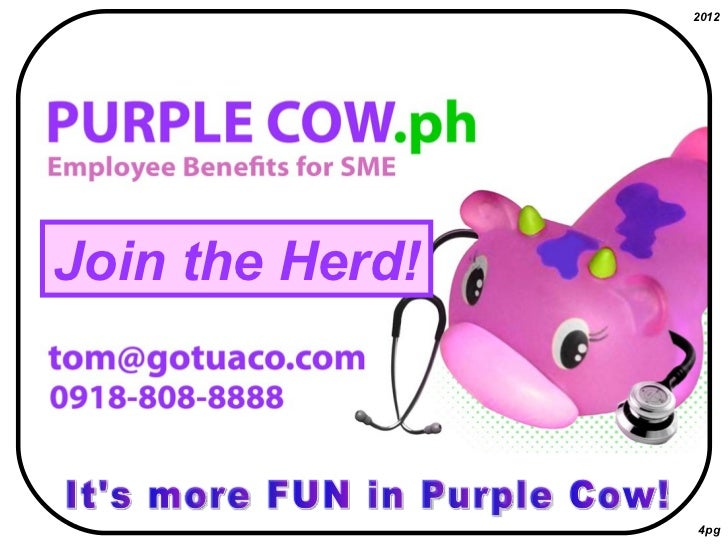 2012Join the Herd!                 4pg