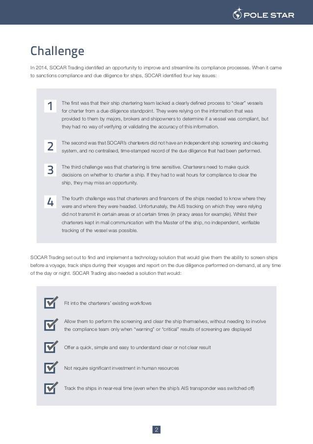 SOCAR Trading and PurpleTRAC Case Study