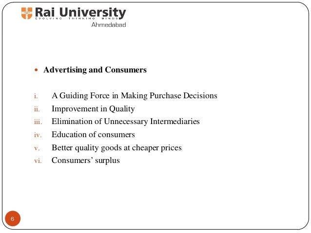 an analysis of the advantages and disadvantages of advertising for consumers A quick list of the advantages and limitations of each broad category of  assumes that consumers in a geographic area are  search the marketing study guide.