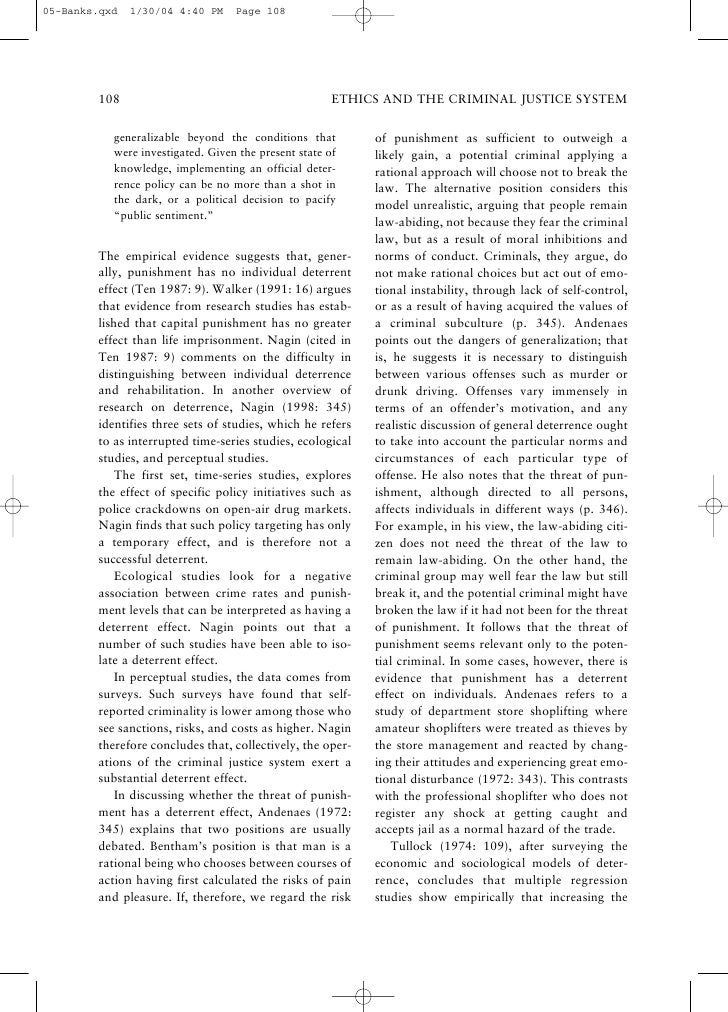 what is the objective of punishment in the criminal justice system What function does punishment function within the condemnable justness system see the portion played by minimalism, incapacitation, requital, disincentive and rehabilitation as byproducts of the sensed demand for the condemnable justness system to penalize wrongdoers.