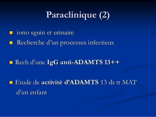 Traitement  Ttt du PTT est tjs une URGENCE  hospitalisat°en réa si tx Pl<50 000/mm3  3 gpes de ttts :  la PLASMATHERAP...
