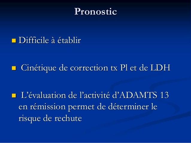 CONCLUSION  Progrés majeurs ds compréhension mécas φsio- pathos du PTT MAIS : mesures thérap pplmt sympto  guérison hab...