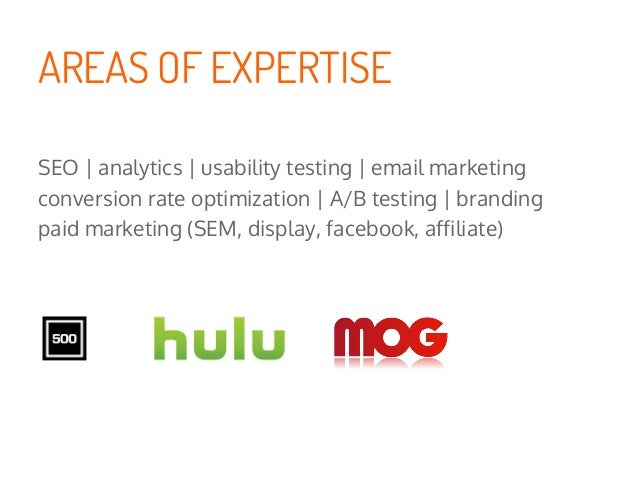 Pursuing Growth - Examples from Hulu Plus Slide 2